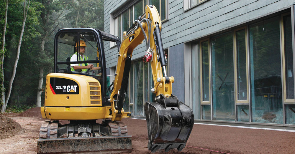 Mini Digger Hire Colchester Essex