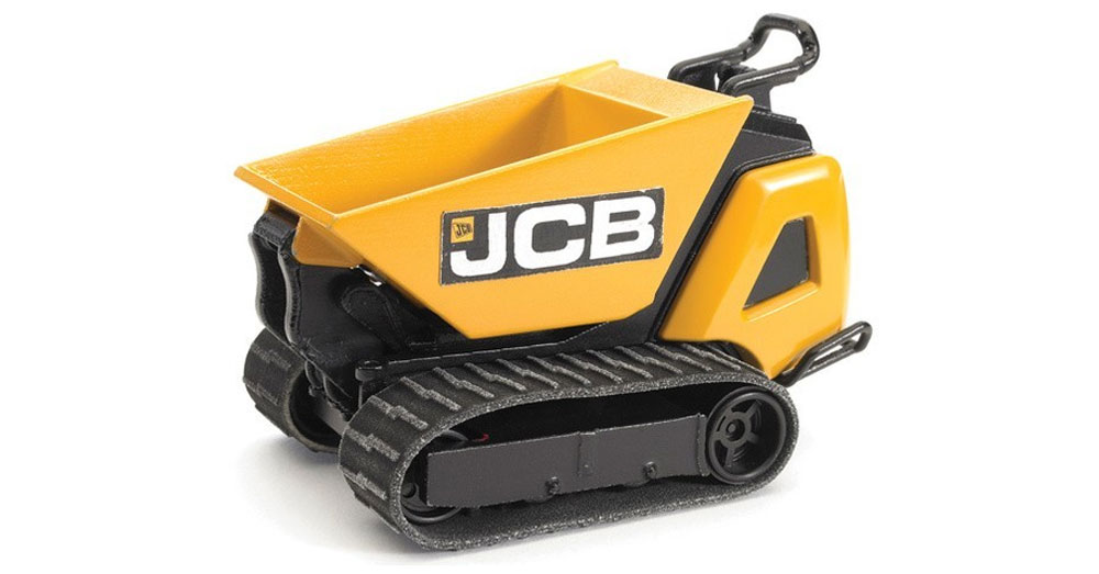 Hire a Skip Loader With 1-ton Dumper